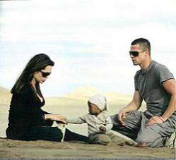 Brangelina to Launch Traditional African Housewares Line
