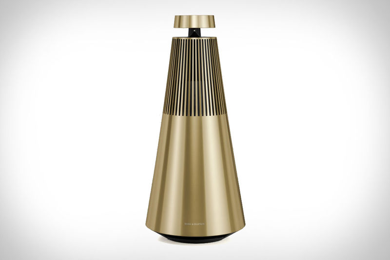Art Deco-Inspired Speakers