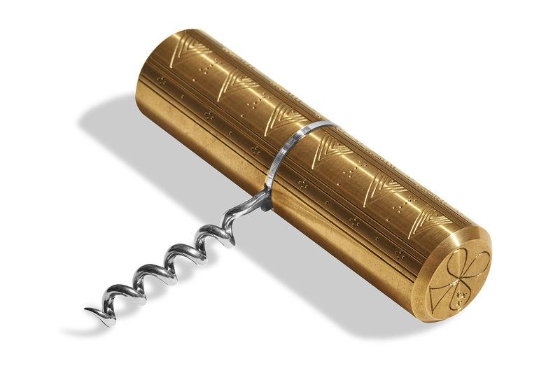 Lavish Brass Corkscrews