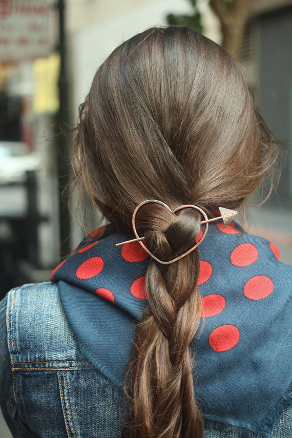 Romantic Hair Clip Accessories
