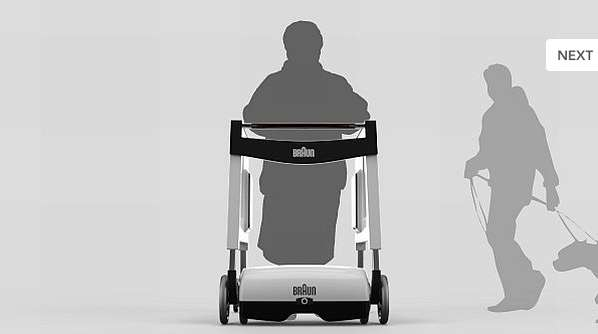 Senior Strollers