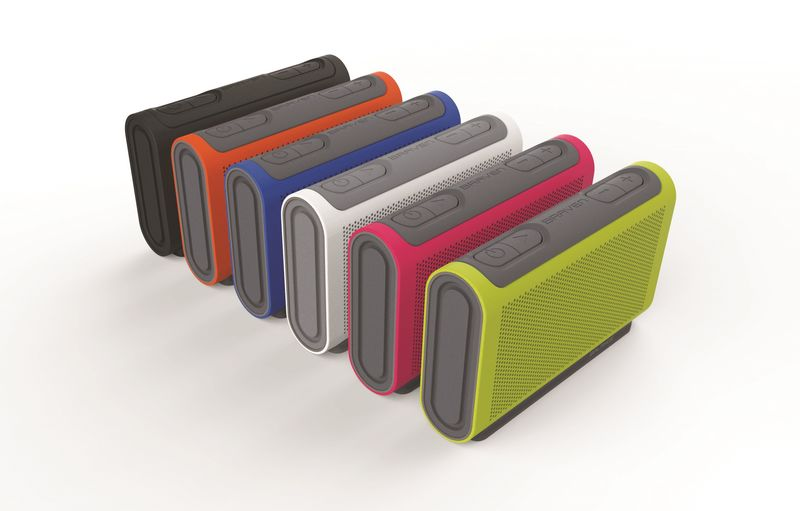 Lively Mobile Speakers