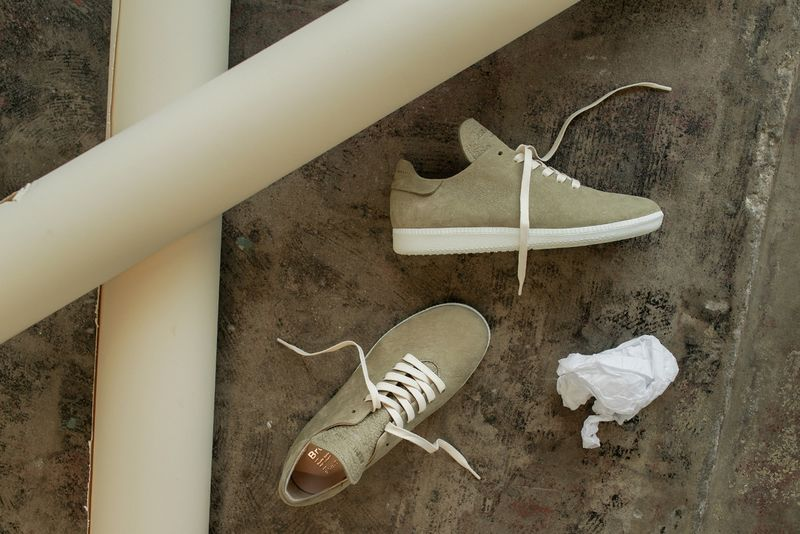 Kudu Leather Sneakers