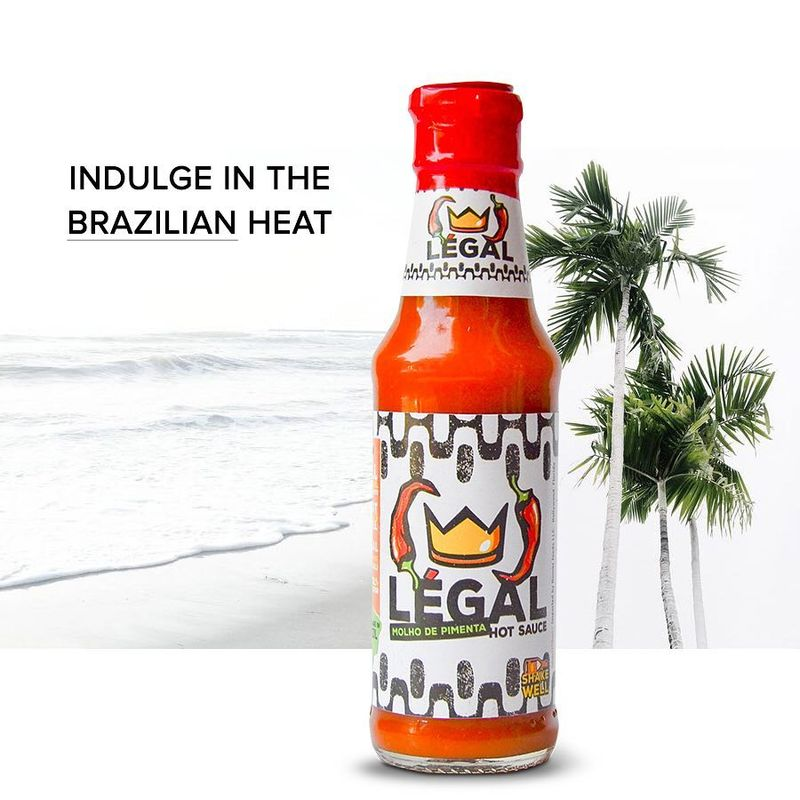 Brazilian Hot Sauces
