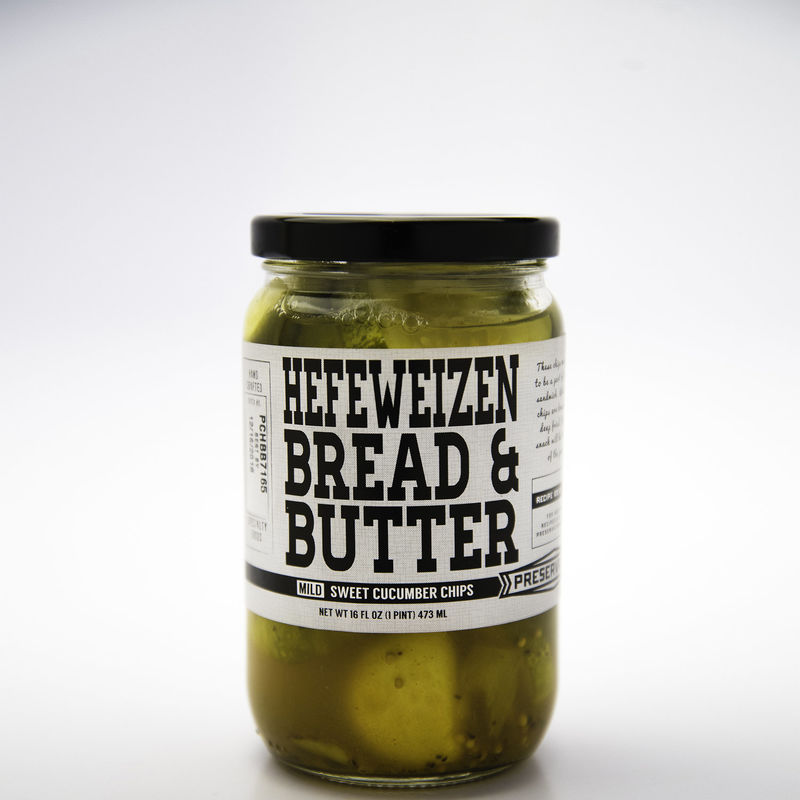 Boozy Beer Pickles