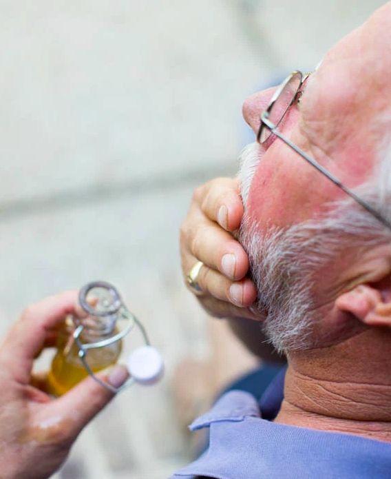 DIY Beard Oils