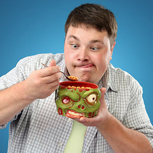 Zombie Breakfast Bowls