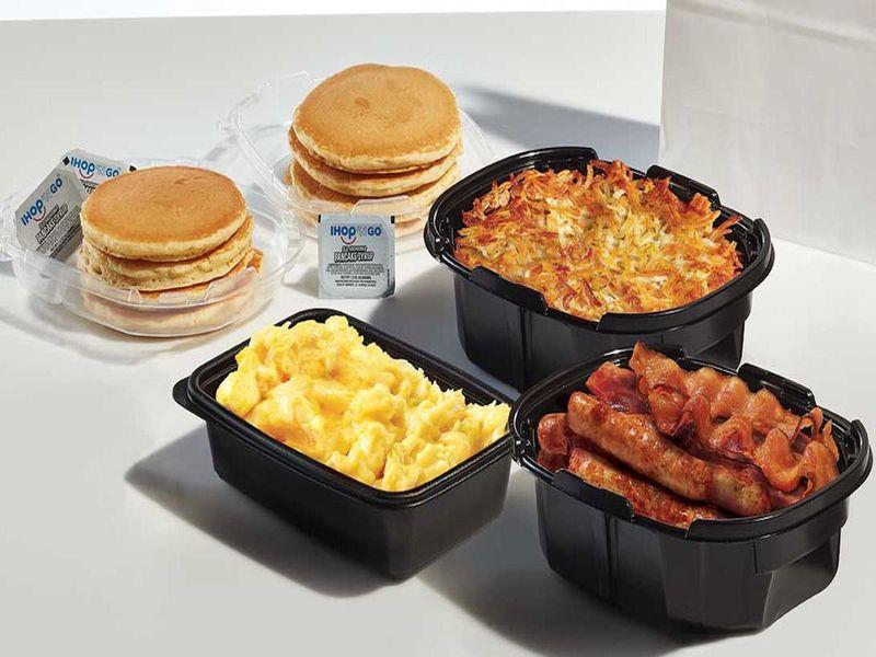 Quarantine-Friendly Breakfast Buffets