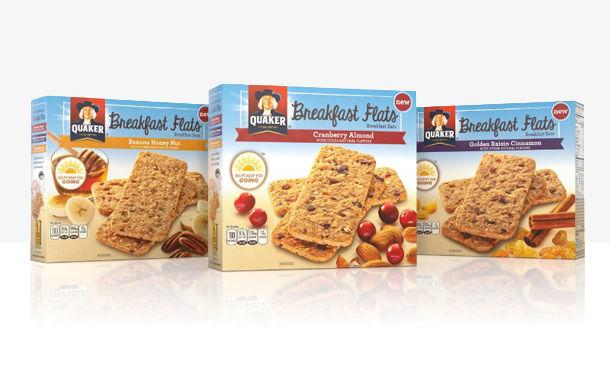 Oatmeal-Based Breakfast Bars