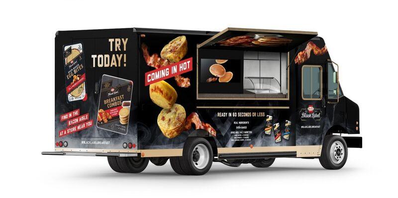 Touring Breakfast Food Trucks