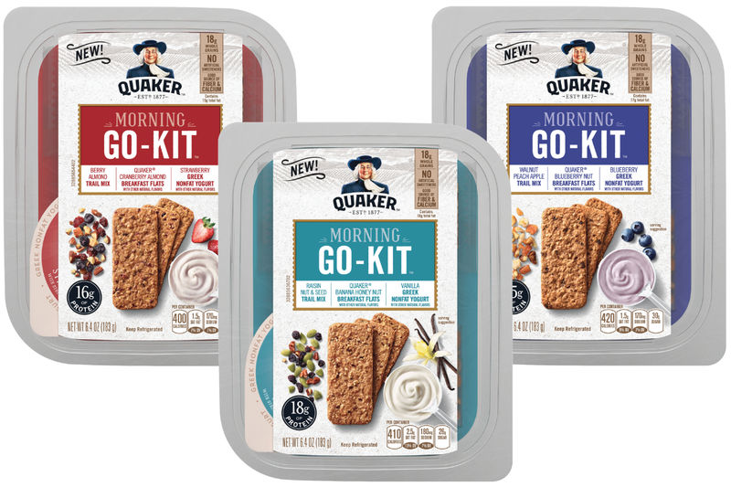 Grab-and-Go Breakfast Kits