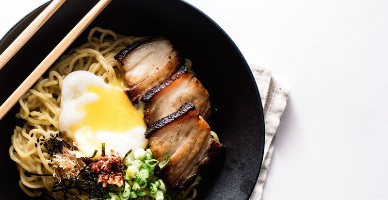 Breakfast Ramen Recipes