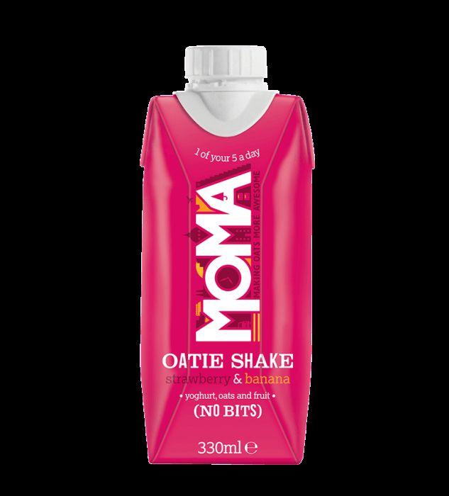 Oat-Infused Breakfast Shakes