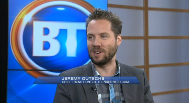Breakfast Television: Jeremy Gutsche Shares How to Get Better and Faster With Innovation