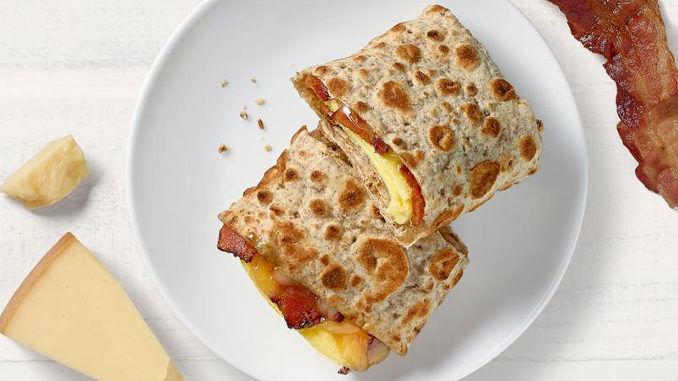 Whole Grain Morning Sandwiches