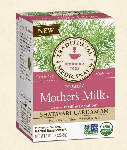 Ayurvedic Nursing Teas  Breastfeeding Tea-5560