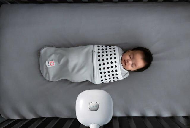 Breath-Tracking Babywear