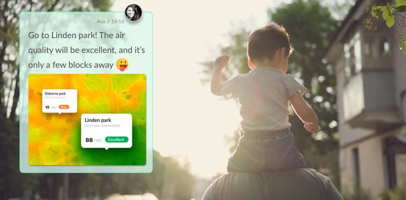 Air Pollution-Monitoring Apps