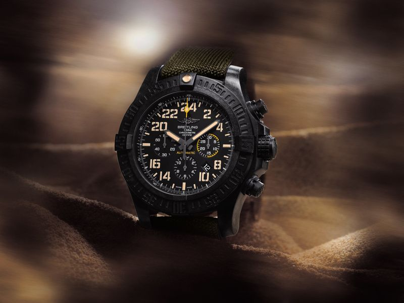 Military-Inspired Watches