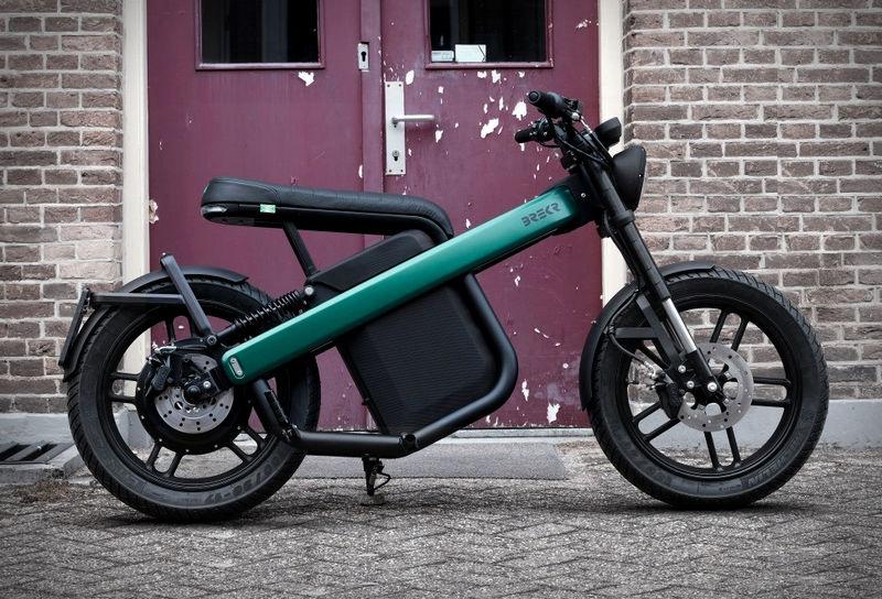 Futuristic Eco Urban Bikes
