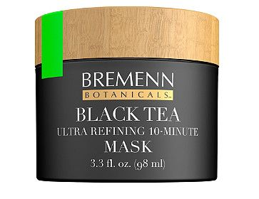Botanical Black Tea Masks