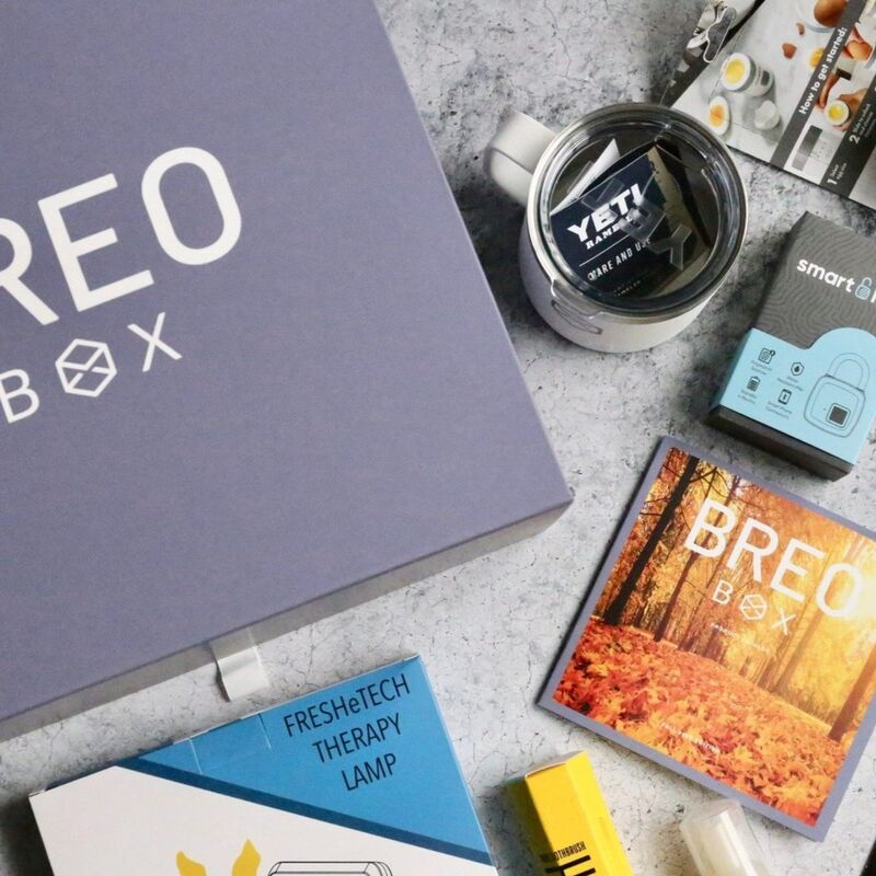 Technology-Focused Subscription Boxes