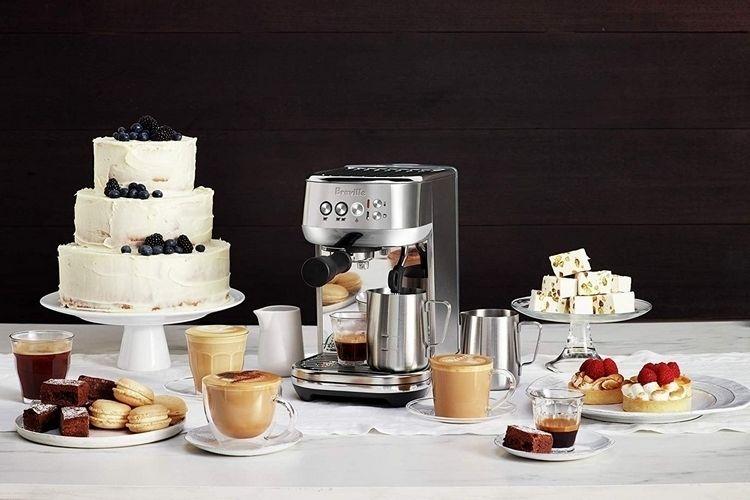 Condo-Sized Espresso Machines