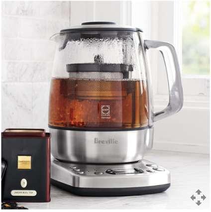Tea Steeping Machines
