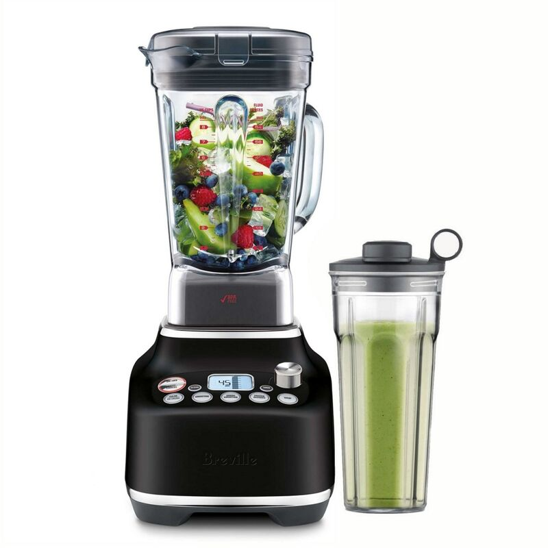 Powerful Low-Noise Blenders