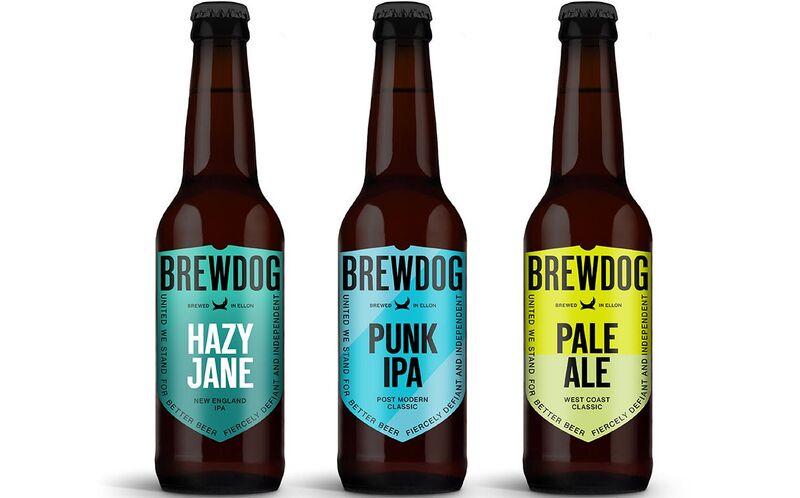 Carbon-Negative Beer Brands