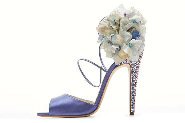 Whimsical Wedding Footwear