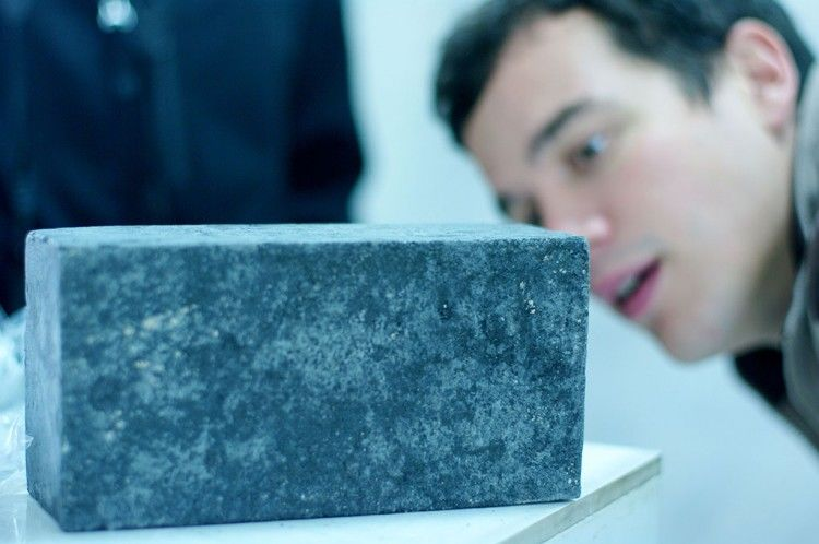 Pollution-Absorbing Bricks