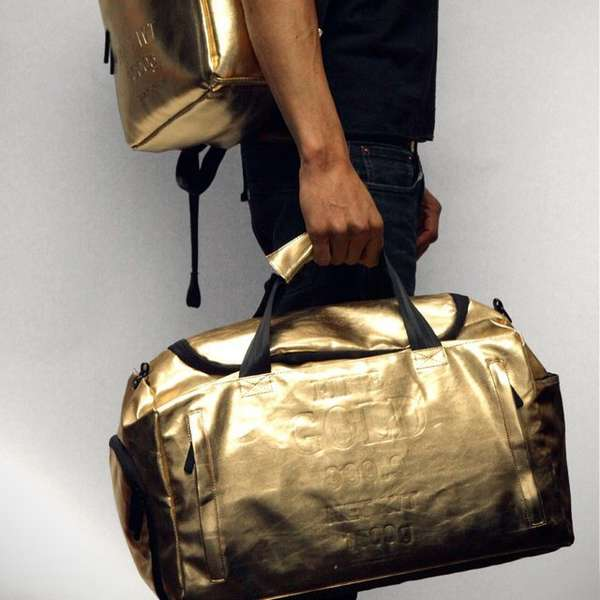 Deceptive Luxe Carryalls