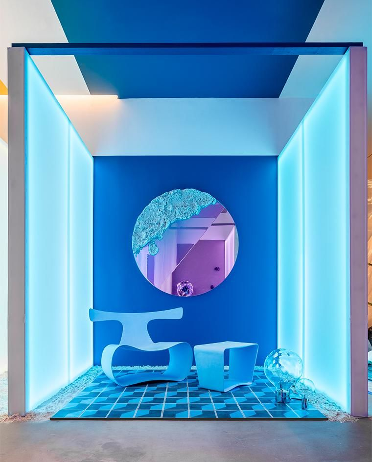 Immersive Multi-Room Design Experiences
