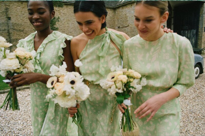 Individualistic Bridesmaid Collections