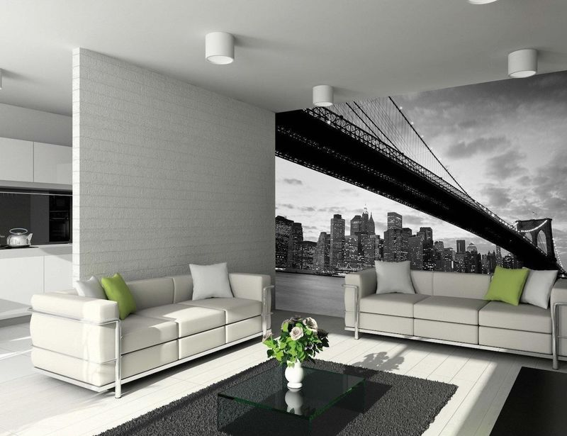 New York Landscape Decals