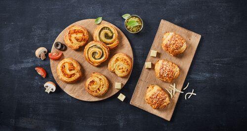 Flexitarian-Targeted Bakery Snacks