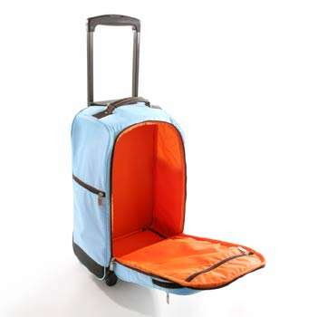 Bright Luggage
