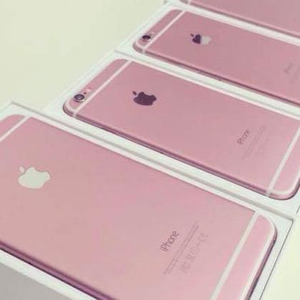Candy-Colored Smartphones