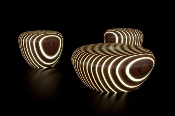 Illuminated Furniture Sets
