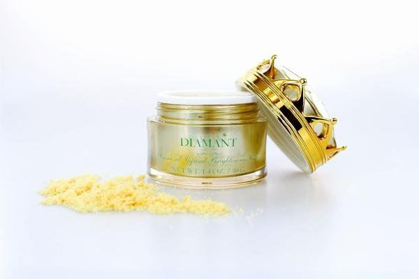 Diamond-Infused Brightening Scrubs