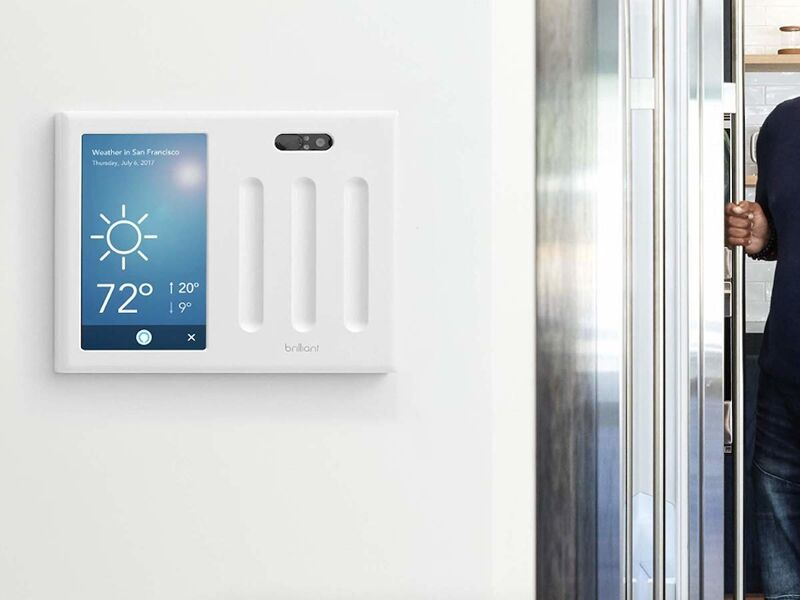 All-in-One Home Control Panels