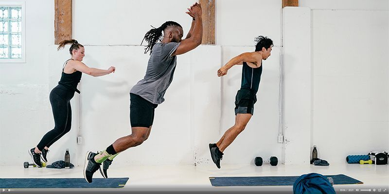 Energentic Virtual Fitness Platforms