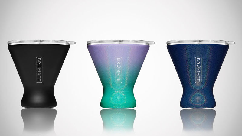 Insulated Outdoor Martini Tumblers