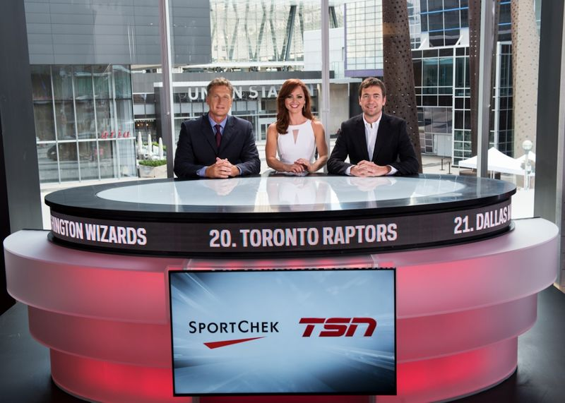 Sports Broadcasting Shops
