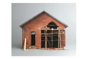 Dilapidated Building Dioramas