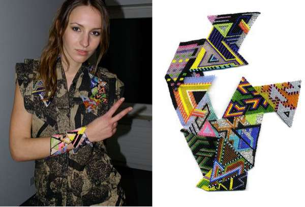 Tribal Triangle Accessories
