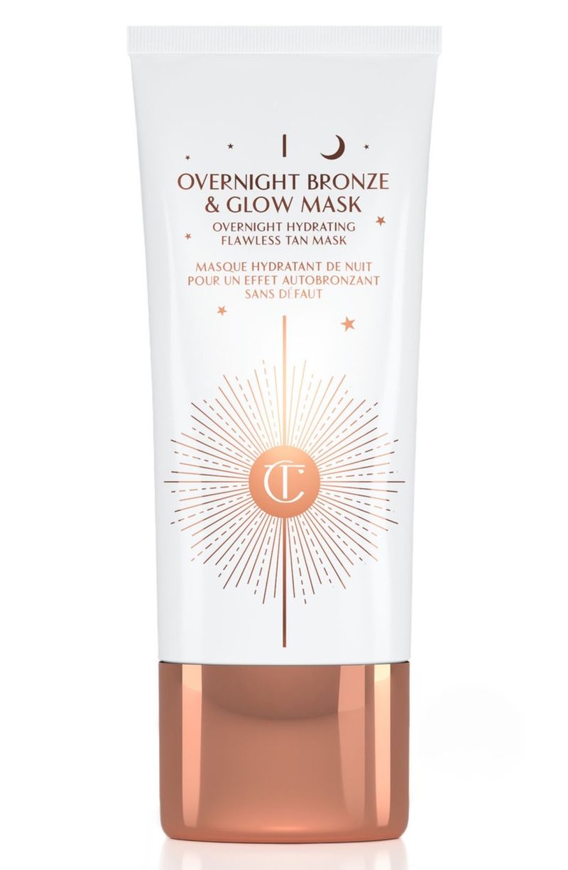 Overnight Bronzing Masks