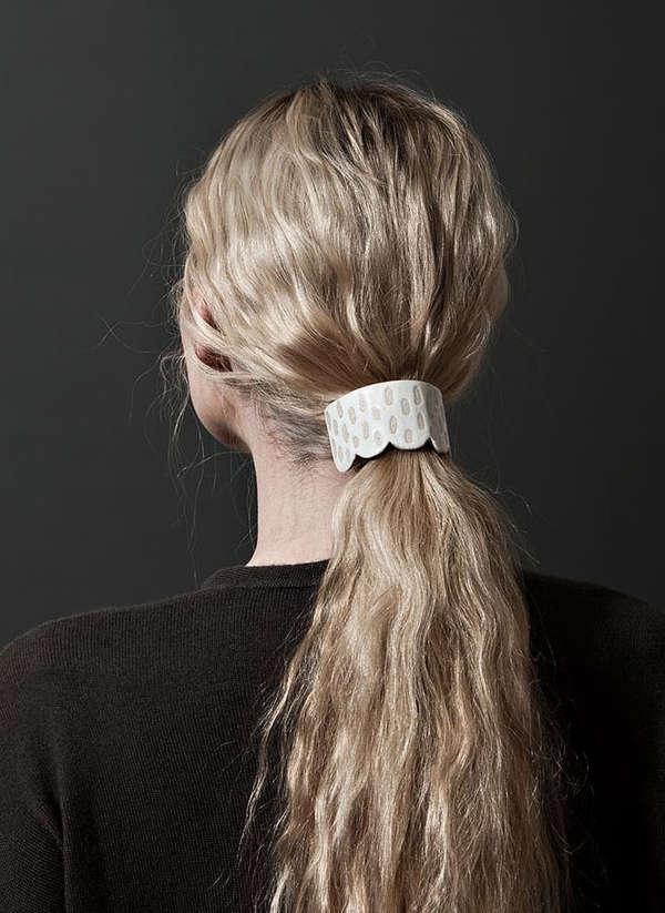 Ceramic Hair Accessories