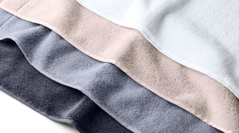 Luxurious Plush Towels